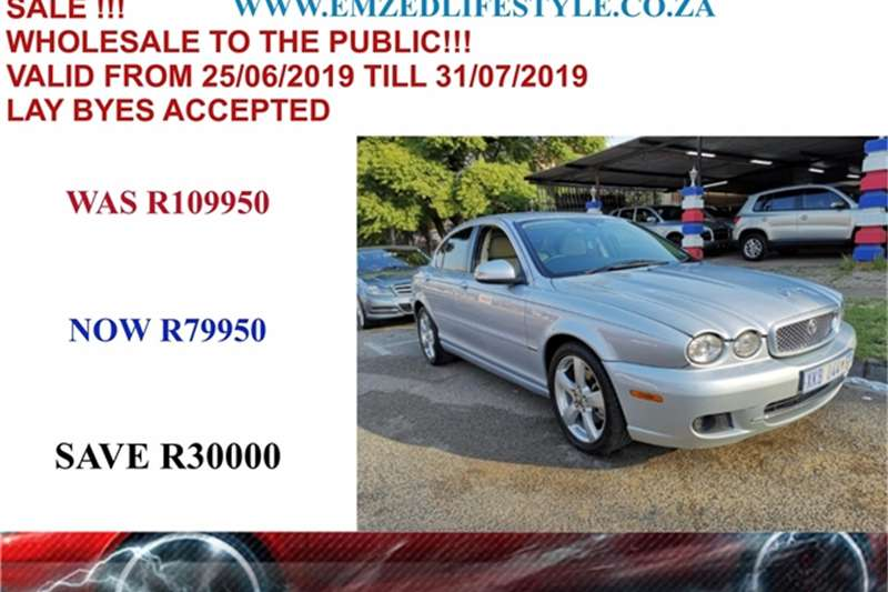 Jaguar X-Type 2.2D SE automatic 2008