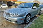 Jaguar X-Type 2.2D SE automatic 2008