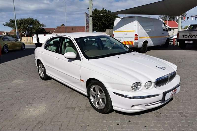 Jaguar X-Type 3.0 SE 2003