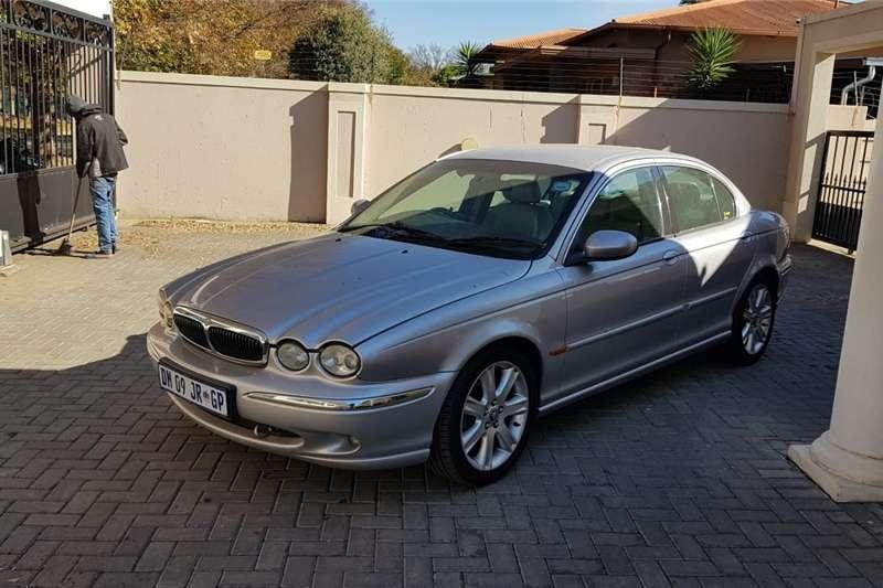 Jaguar X-Type 3.0 SE automatic 2004