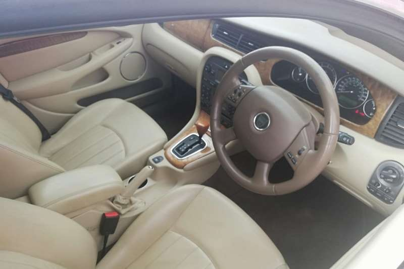 Jaguar X-Type 3.0 SE automatic 2005