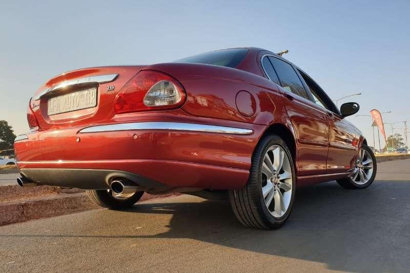 Jaguar X-Type 3.0 SE automatic 2008
