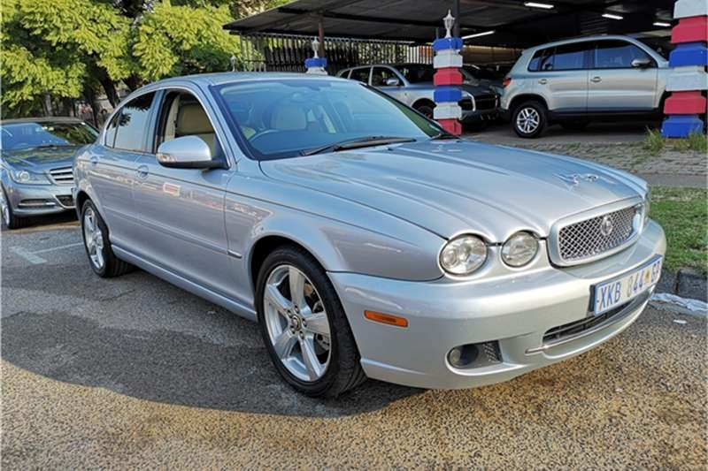 2008 Jaguar X-Type 2.2D SE automatic