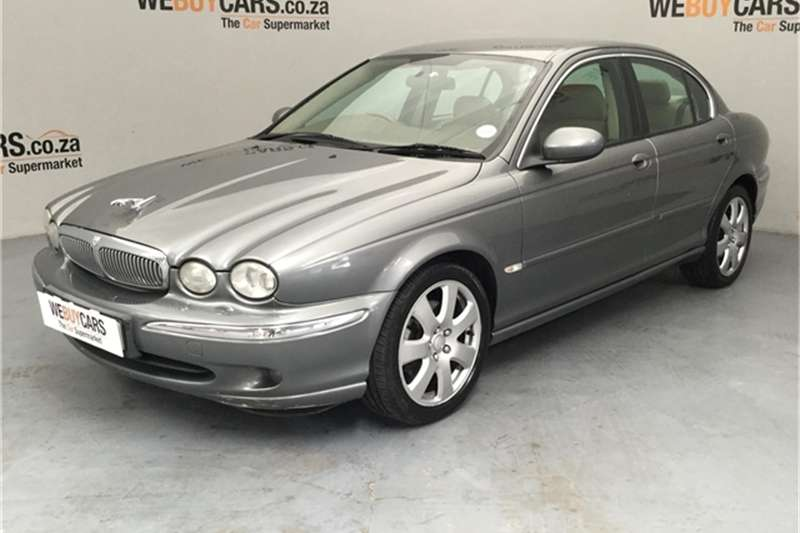 2006 Jaguar X-Type 3.0 SE
