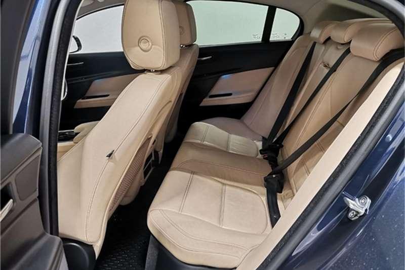 Jaguar XE 20d Prestige 2017