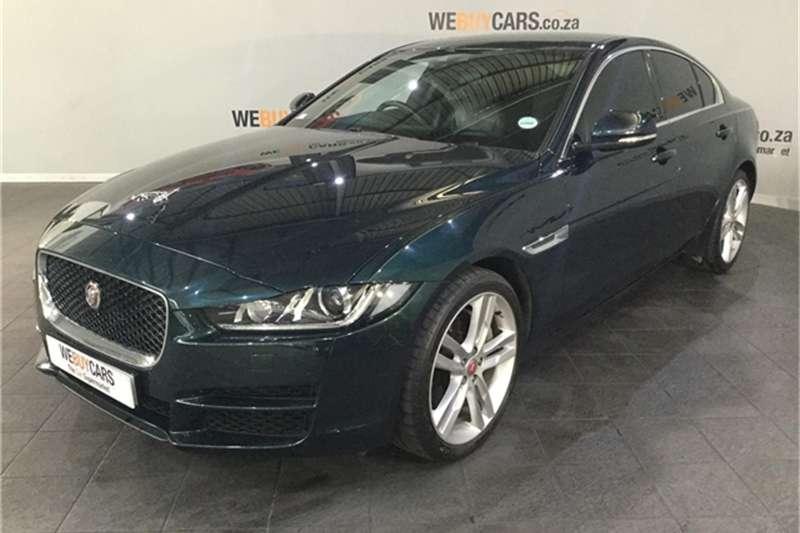 2016 Jaguar XE 25t Portfolio