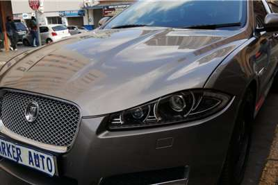 Jaguar XF 2.0 D PRESTIGE 2013