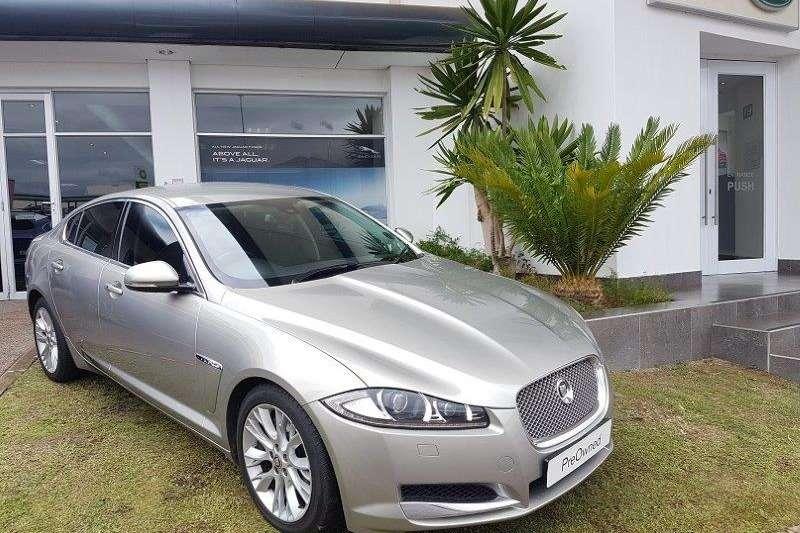 Jaguar XF 2.0 i4 Luxury 2014