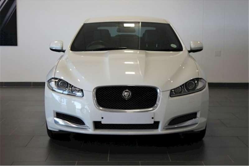 Jaguar XF 2.0 i4 Premium Luxury 2013