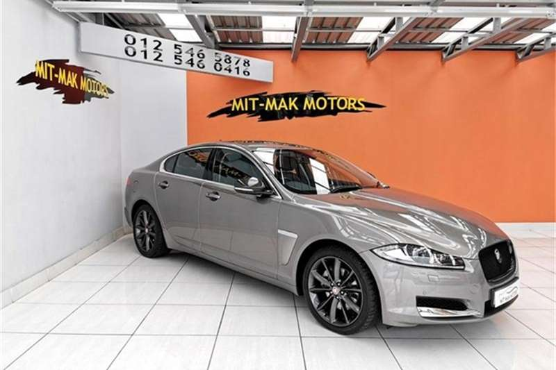 Jaguar XF 2.0 i4 Premium Luxury 2014