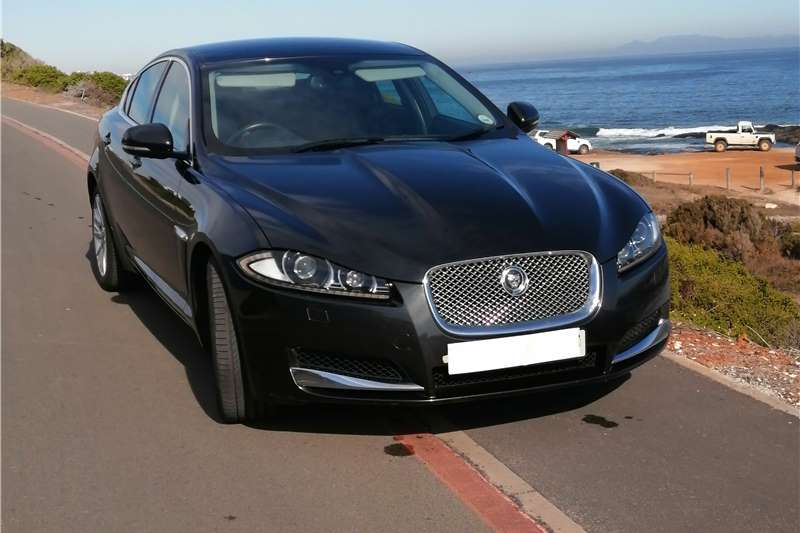 Used 2012 Jaguar XF 2.2D Luxury
