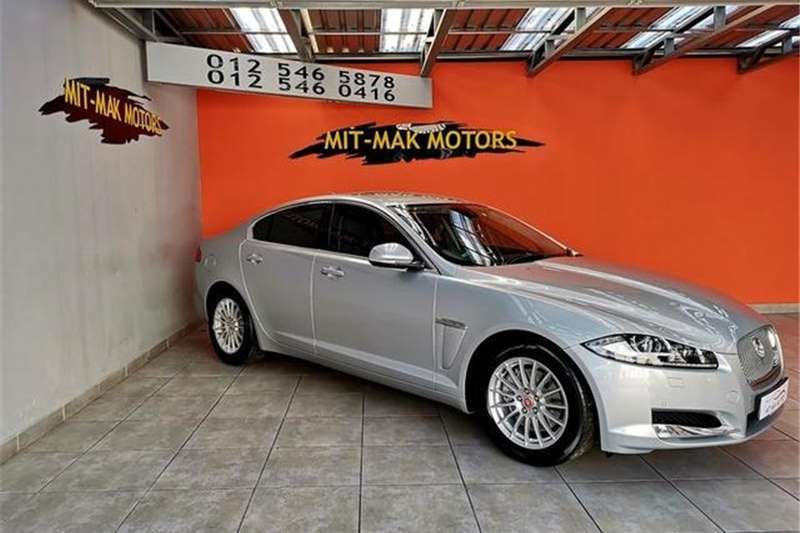 Jaguar XF 2.2D Luxury 2015