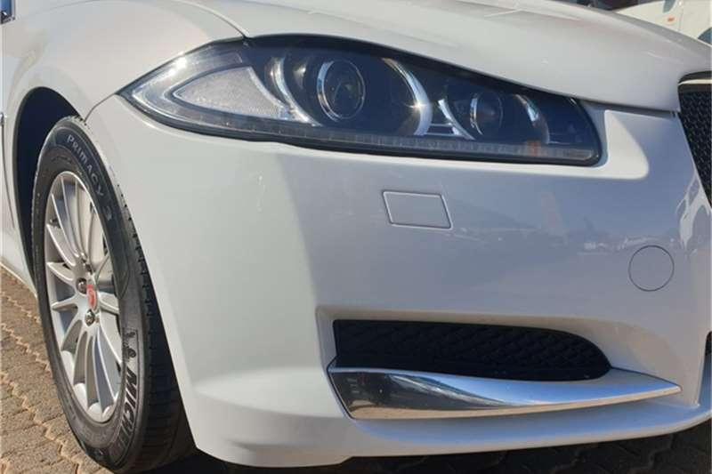 2015 Jaguar XF XF 2.2D Luxury