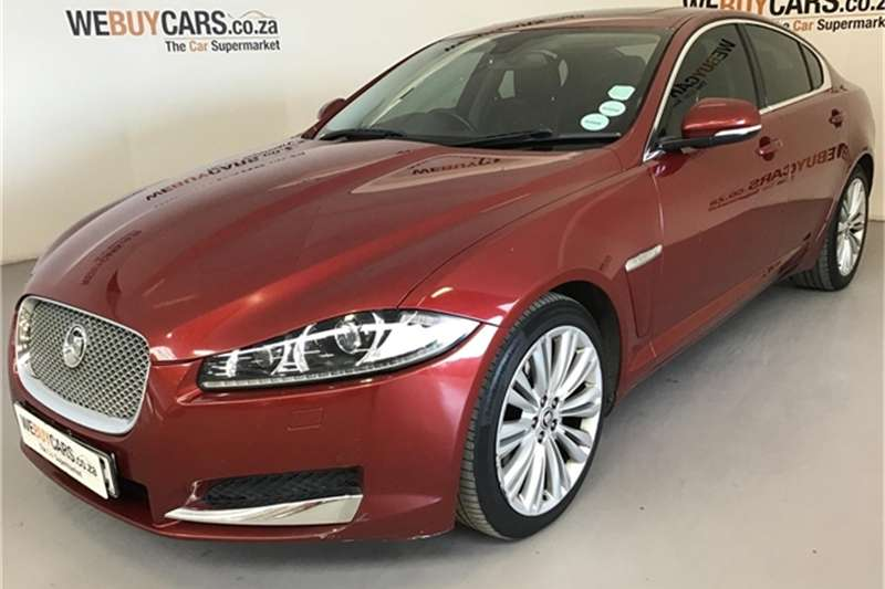 Jaguar XF 2.2D Premium Luxury 2012