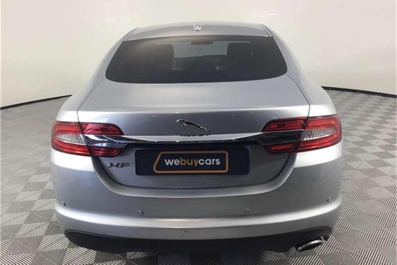 Jaguar XF 2.2D Premium Luxury 2012