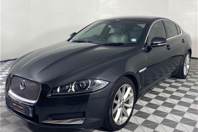 Used 2012 Jaguar XF 2.2D Premium Luxury