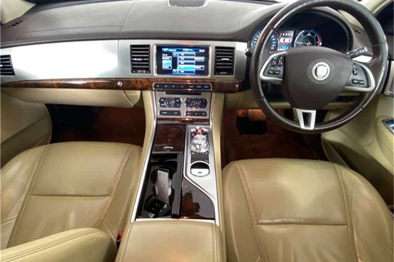 2012 Jaguar XF XF 2.2D Premium Luxury