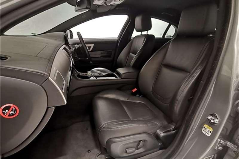 Jaguar XF 2.2D Premium Luxury 2015