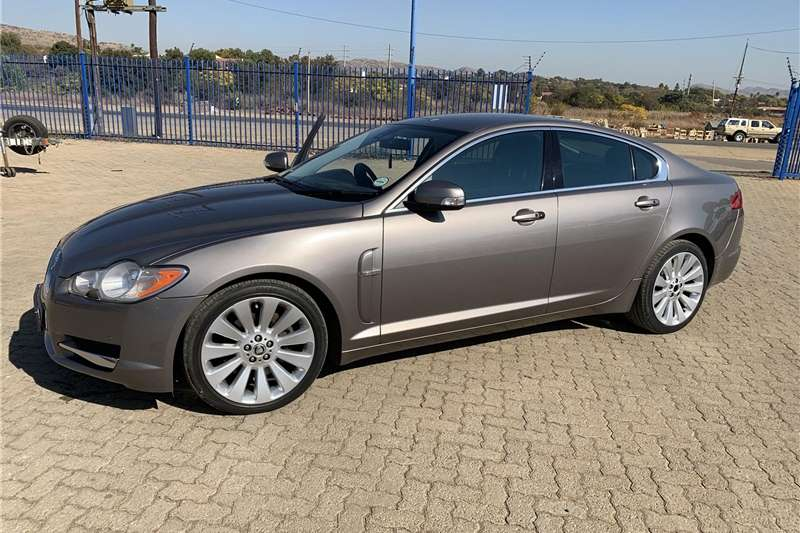 Jaguar XF 2.7D Premium Luxury 2008