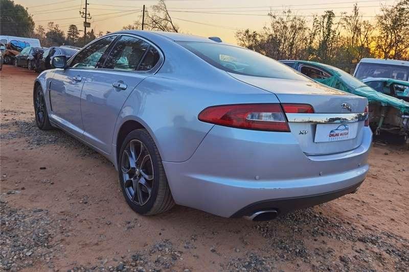 Used 2008 Jaguar XF