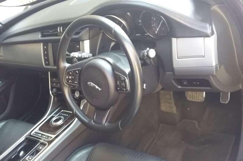 Used 2016 Jaguar XF 25t R Sport