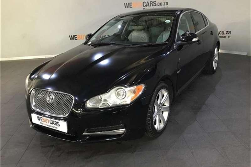 Jaguar XF 3.0 Premium Luxury 2008