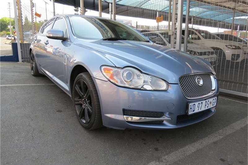Jaguar XF 3.0 Premium Luxury 2010