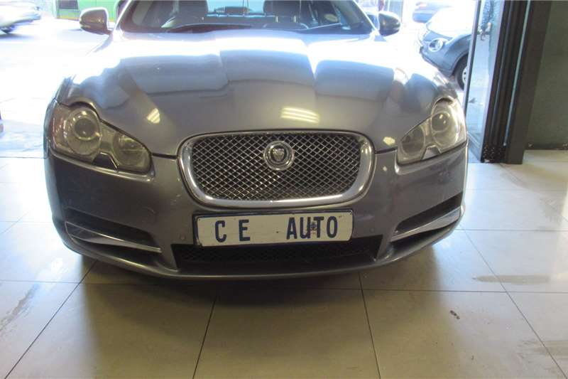 Jaguar XF 3.0 Premium Luxury 2012
