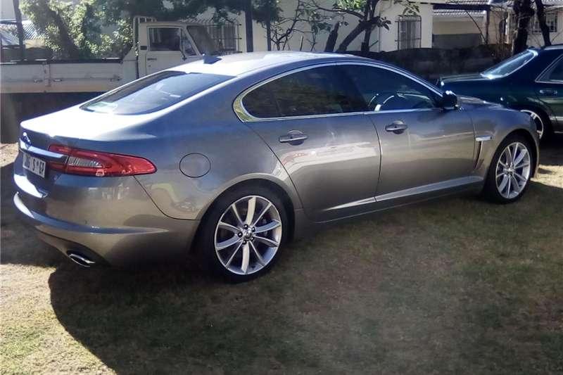 Jaguar XF 3.0 Premium Luxury 2013