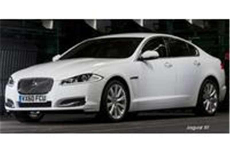 Jaguar XF 3.0 Supercharged Premium Luxury 2010