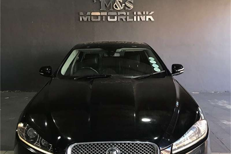Jaguar XF 3.0 Supercharged Premium Luxury 2013