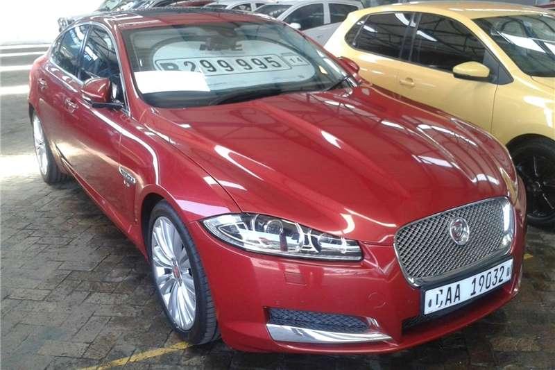 Jaguar XF 3.0 Supercharged Premium Luxury 2014