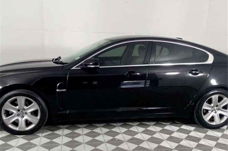 Used 2011 Jaguar XF 3.0D S Portfolio