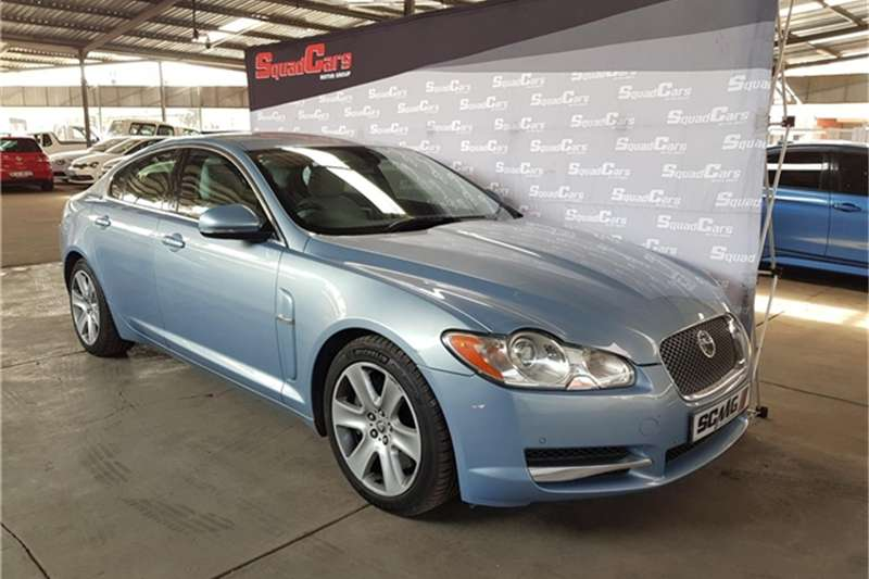 Jaguar XF 3.0D S Premium Luxury 2010