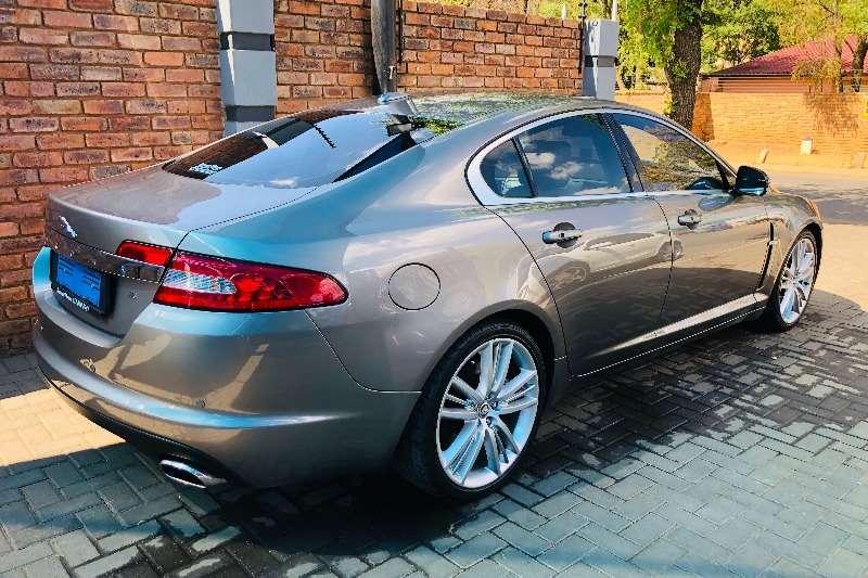 Jaguar XF 3.0D S Premium Luxury 2010