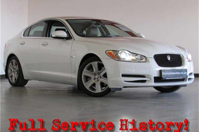 Jaguar XF 3.0D S Premium Luxury 2011