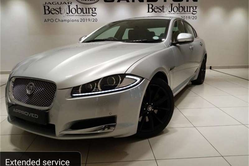 Jaguar XF 3.0D S Premium Luxury 2014