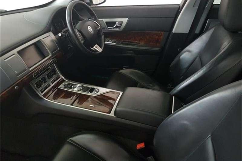 Jaguar XF 3.0D S Premium Luxury 2015