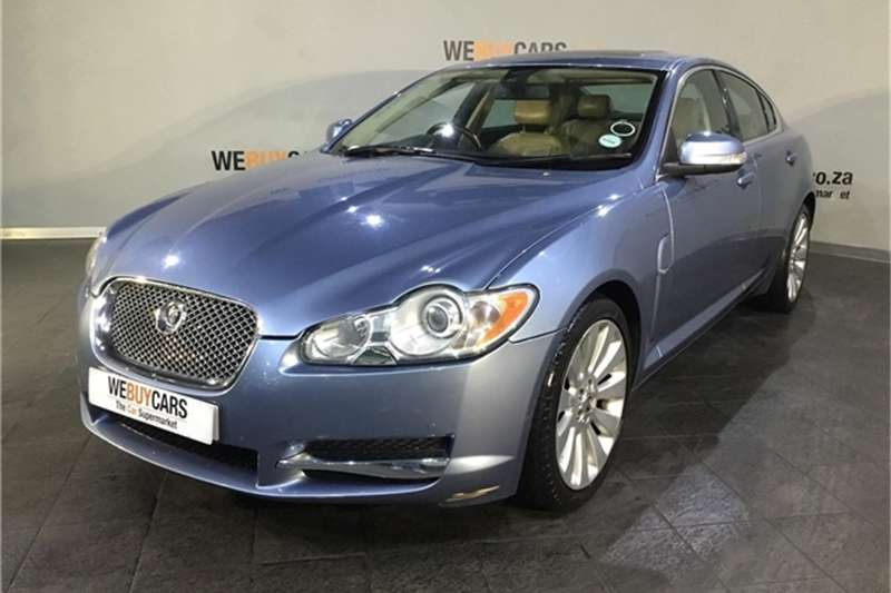 Jaguar XF 4.2 Premium Luxury 2008