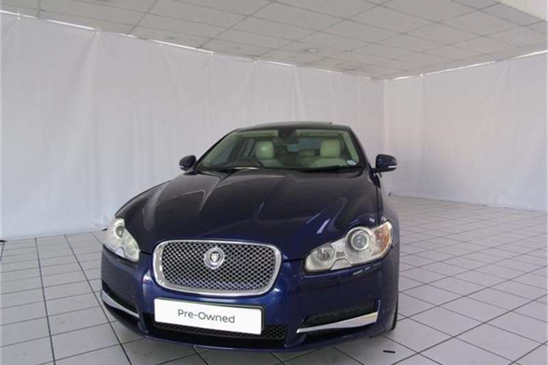 Jaguar XF 5.0 Premium Luxury 2010