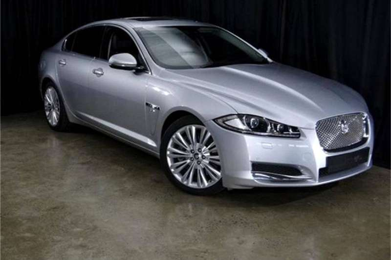 2014 Jaguar XF 3.0 Supercharged Premium Luxury