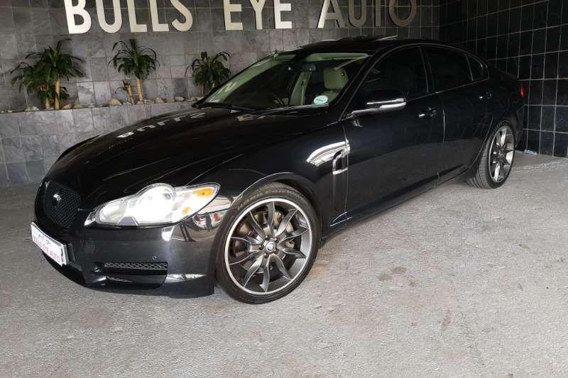 2012 Jaguar XF 3.0D S Portfolio