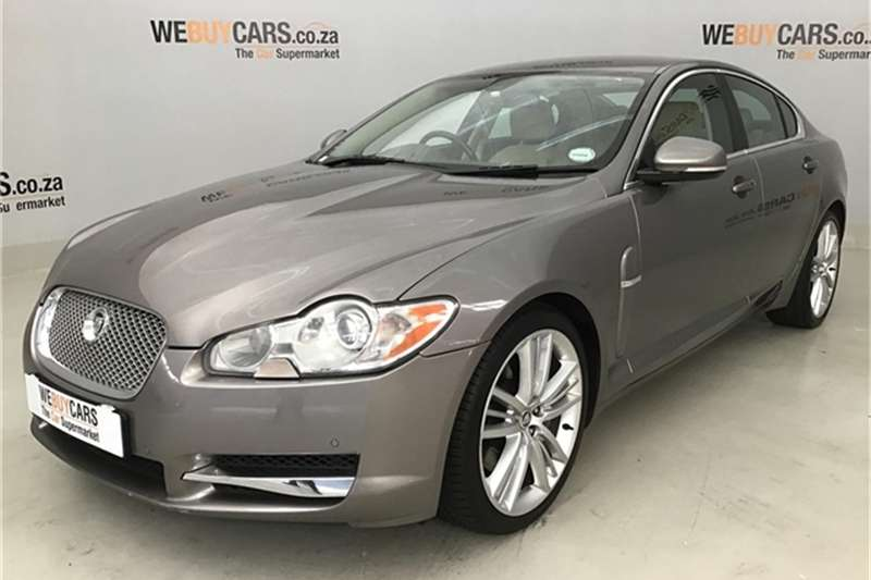 2010 Jaguar XF 5.0 Premium Luxury