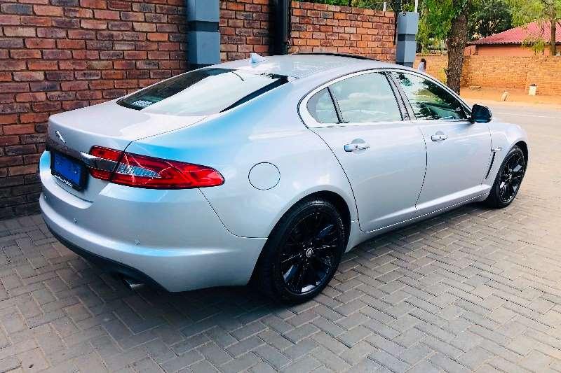2013 Jaguar XF 2.2D Premium Luxury