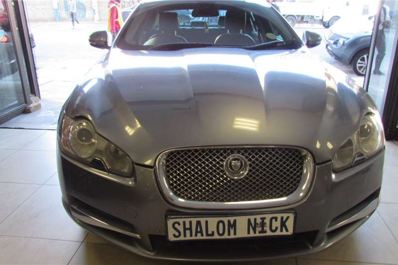 2012 Jaguar XF 3.0 Luxury