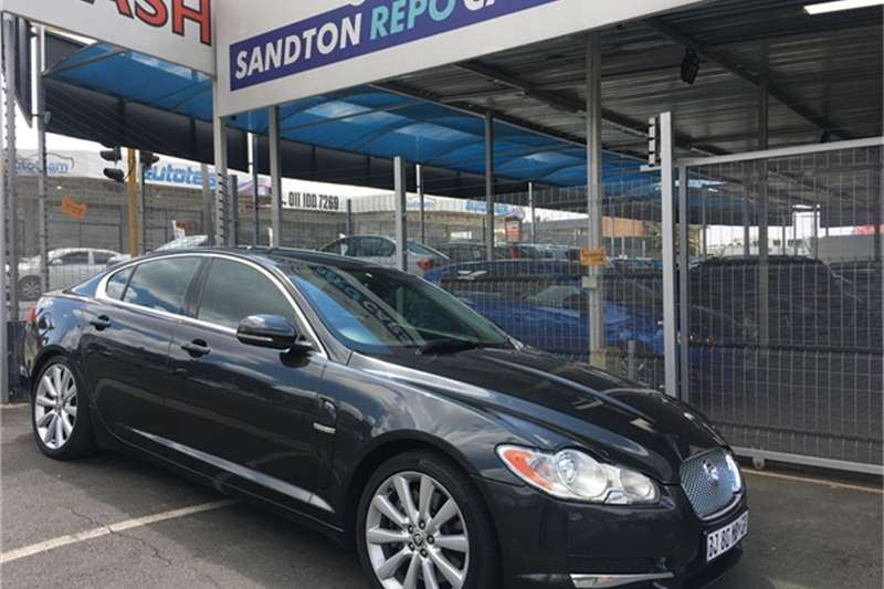 2011 Jaguar XF 5.0 Premium Luxury
