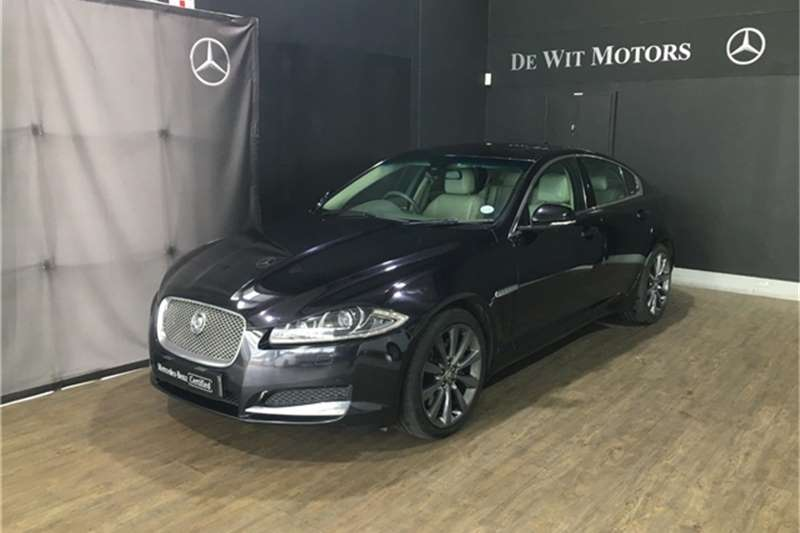 2013 Jaguar XF 3.0D S Premium Luxury