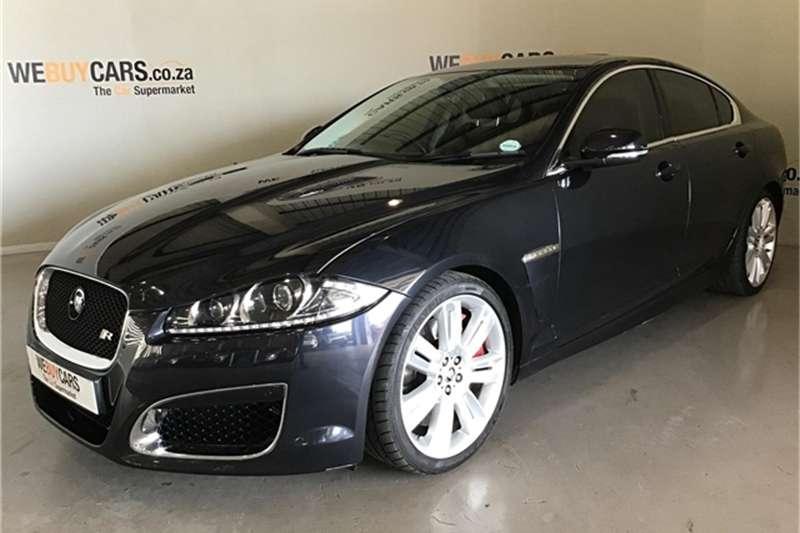 Jaguar XF XKR 2012