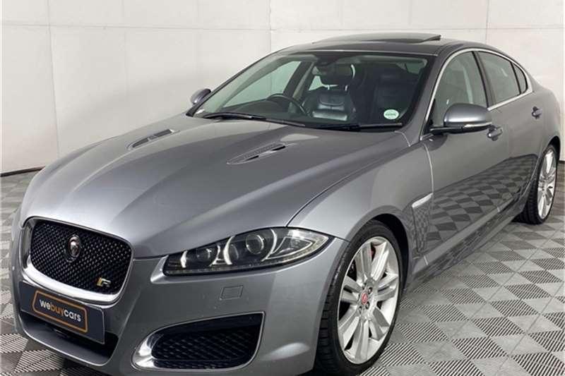 Used 2012 Jaguar XF XKR