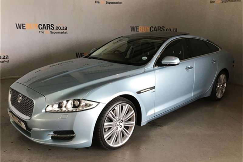 Jaguar XJ 3.0 Supercharged Premium Luxury 2013